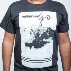 Camiseta Therefore Go ( Tradicional )
