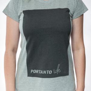 Camiseta Portanto Ide  ( Babylook )