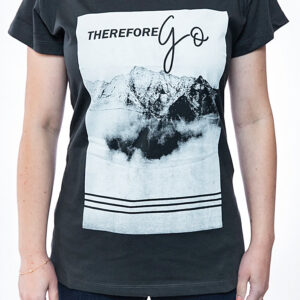 Camiseta Therefore Go  ( Babylook )